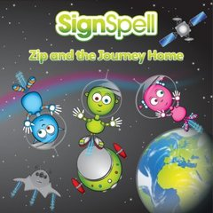 SignSpell Zip and the Journey Home