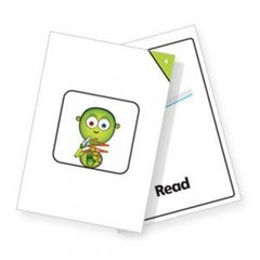 SignSpell Flashcards (set of 120 flashcards)