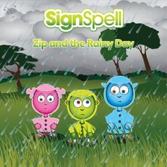 SignSpell Zip and the Rainy Day